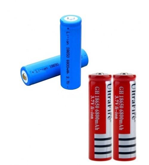 Li-ion батерия 18650 3.7V 6800mAh