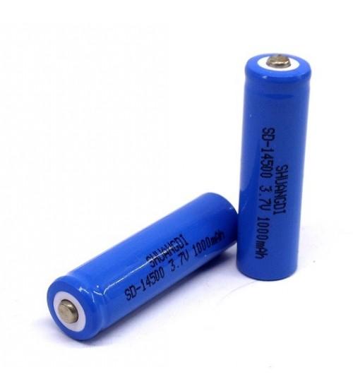 Li-ion батерия SD14500 3.7V 1000mAh