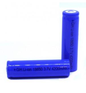 Li-ion батерия GH18650 3.7V 4200mAh