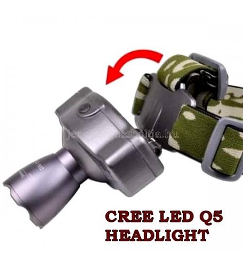 LED фенер за глава XZ-008