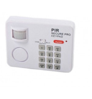 Аларма с клавиатура Secure Pro DS-YL107-PIR