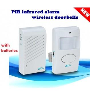 Безжична аларма с датчик за движение JX-F623-111