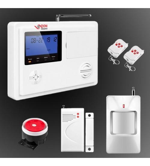 GSM аларма с дисплей KR-5800G