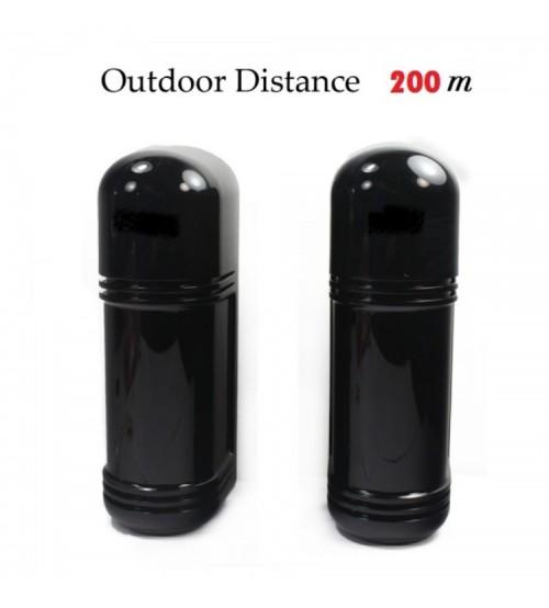 Трилъчеви инфрачервени бариери ABE-250 с дигитален режим на работа