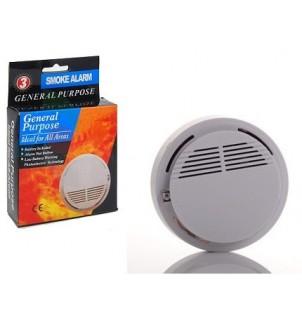 Безжичен датчик за дим SS-168