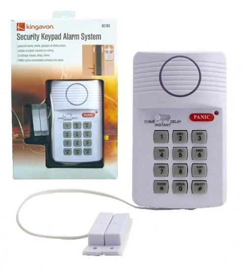 Аларма с клавиатура Secure Pro DS-103