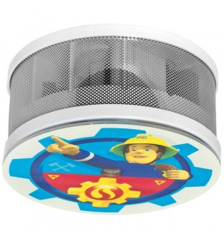 Мини оптичен детектор за дим FSM-16400 с детски дизайн