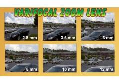 Вариофокални камери – какво представляват?