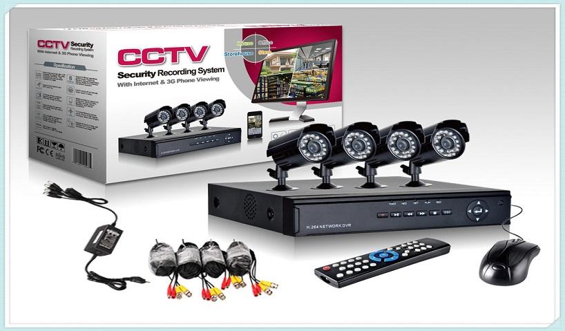 Защо да изберем готова система за видеонаблюдение?