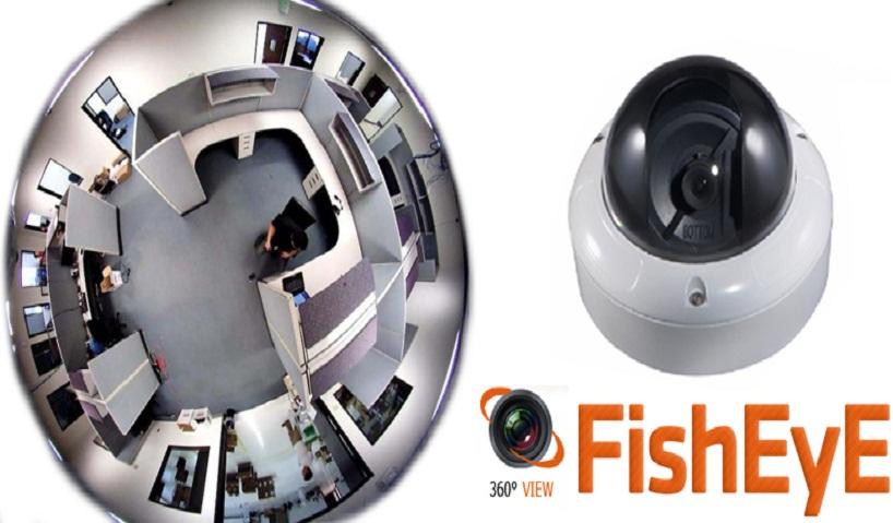 FISHEYE камери