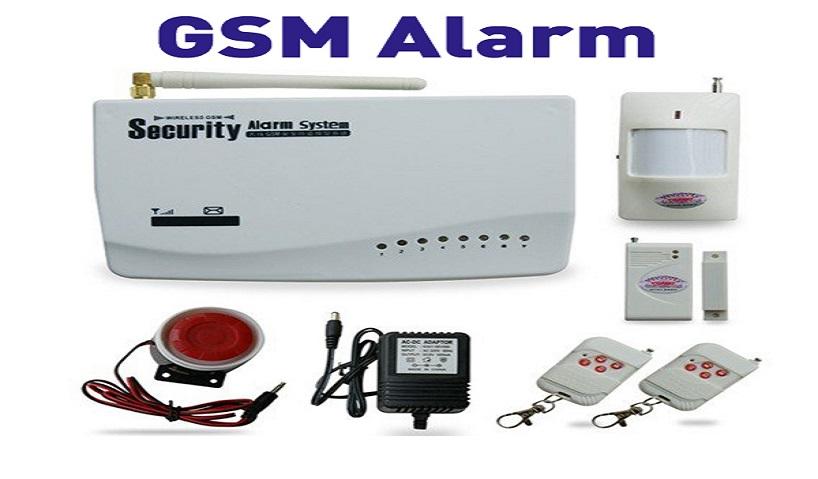 Как се настройва GSM аларма?