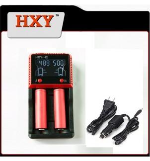 SMART зарядно устройство за акумулаторни батерии HXY-H2