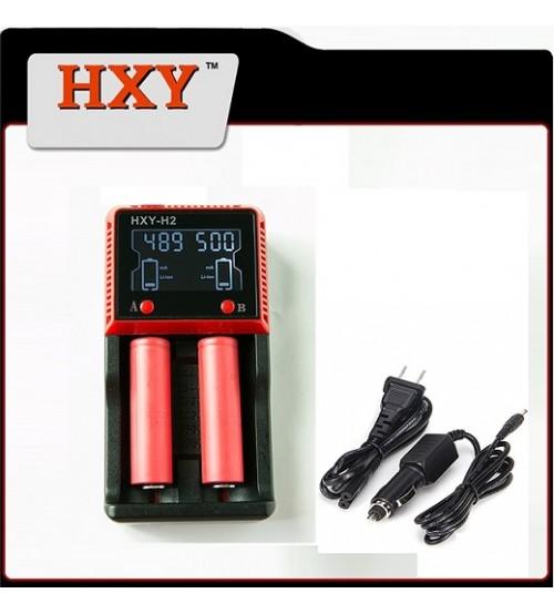 Универсално зарядно устройство за акумулаторни батерии HXY-H2
