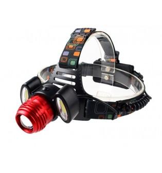 Акумулаторен LED фенер за глава DS-150