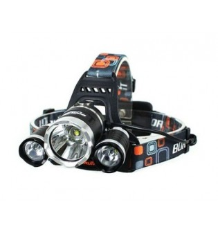 Мощен LED челник RJ-3000