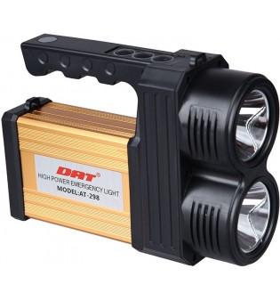 Мощен LED фенер AT-298 PRO 10W