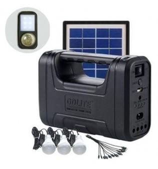 Соларна осветителна Система GD-8017 Plus