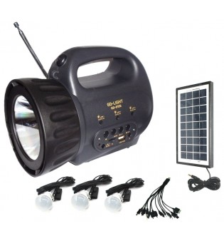 Соларна осветителна система GD-8166