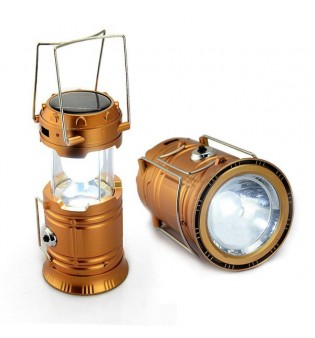 Къмпинг LED лампа HW-5900T