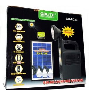 Соларна осветителна система GD-8033