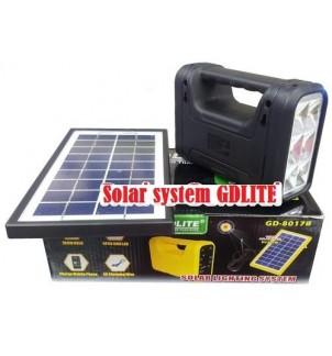 Соларна осветителна система GD-8017B