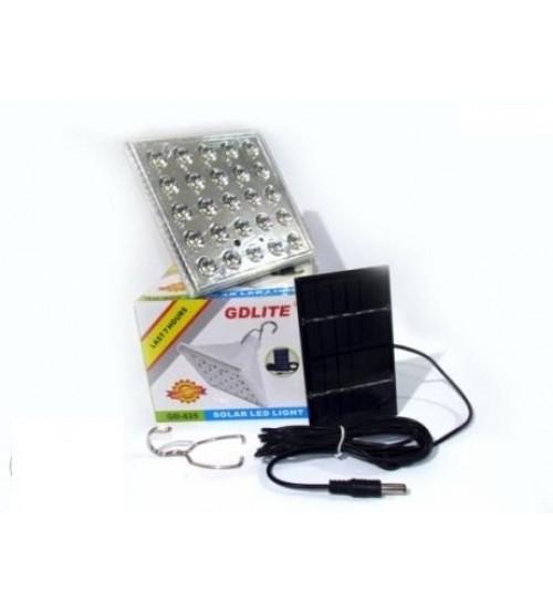 Соларна LED лампа GD-025