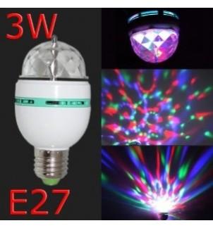 Диско LED крушка LY-399