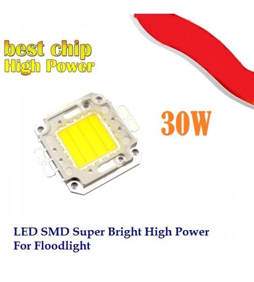 LED /диод/ 30W студено бял