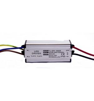 Захранване за LED прожектори 30W