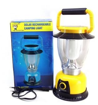 Соларна LED лампа за къмпинг GSH-6077TC