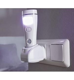 LivarnoLux Мултифункционална ЛЕД лампа и фенер