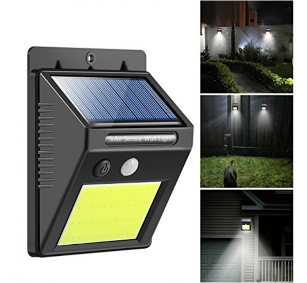 506ae55b071 Соларна LED лампа | Лампа с PIR датчик | ДонСофт.БГ