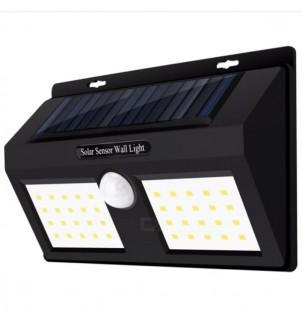 Сензорна LED лампа DS-1626A със соларен панел
