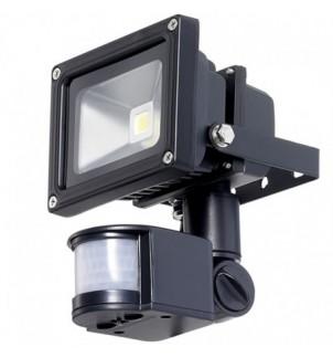 LED прожектор с PIR датчик 10W