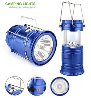 Къмпинг LED лампа SH-5800T