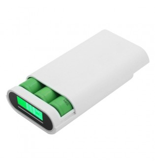 Външна Батерия LCD Power Bank 18650-P3