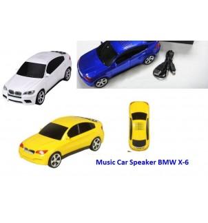 Музикална кола BMW X6
