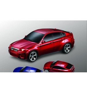 Музикална кола BMW X6 mini