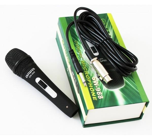 Професионален жичен микрофон WG-988