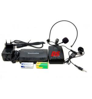 Безжичен микрофон за глава MT2201