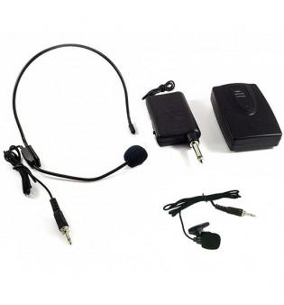 Безжичен микрофон за глава WG-2011
