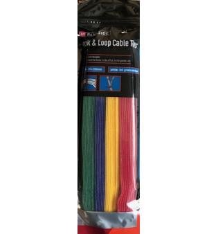 Parkside Лепящи връзки за кабели