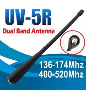 Двубандова U.V антена Baofeng 17см