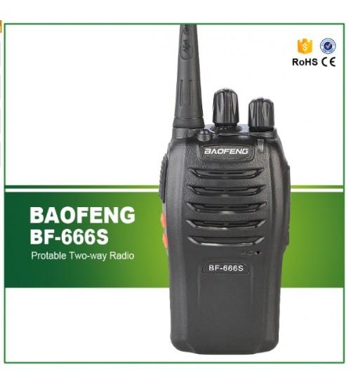 Преносима радиостанция BF-666S 5W