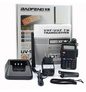 Преносима радиостанция UV-5RHP 5W