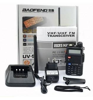 Професионална радиостанция UV-5R 8W