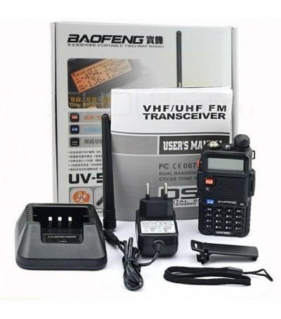 Преносима радиостанция UV-5RHP 8W