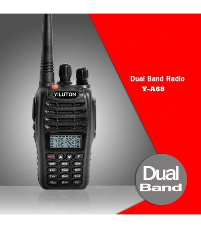 Професионална радиостанция Y-A68 5W