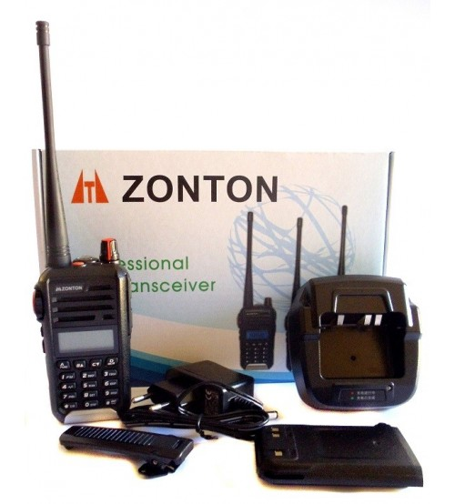 ZT-288Plus Еднобандова радиостанция с мощност 7W