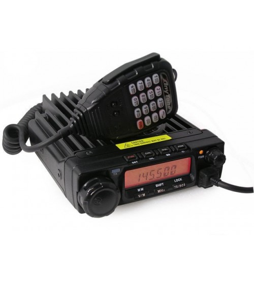 Професионална радиостанция ZT-588 за кола